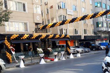 İstanbul Balon Süsleme Hizmeti