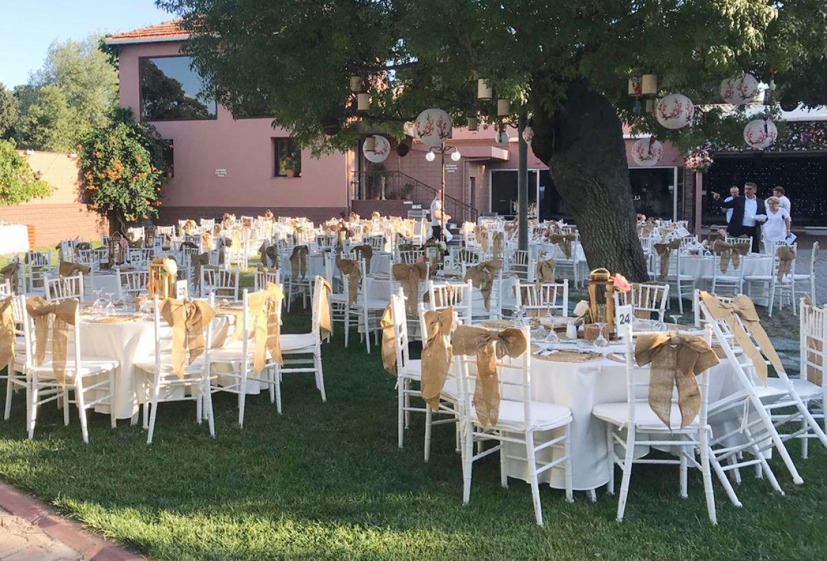 Kiralık sandalye - Düğün, nikah, nişan, söz, kına