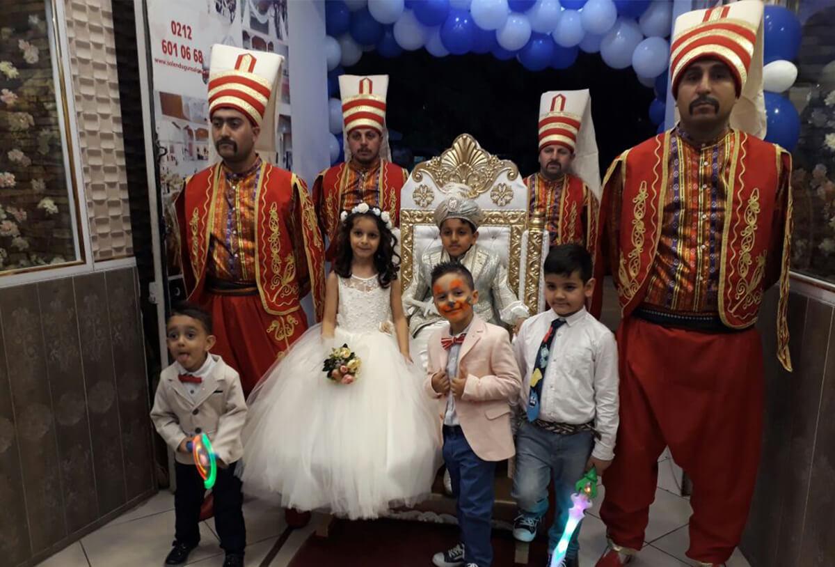 Ramazana özel sünnet organizasyonları