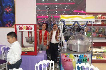 Açılış Organizasyonu Palyaço ve Maskot