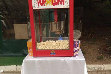 Açılış Organizasyonu Popcorn Makinesi