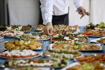 Catering Hizmeti Açık Büfe