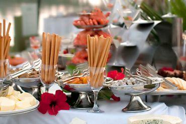 Catering Hizmeti Süslemeler ve Sunum