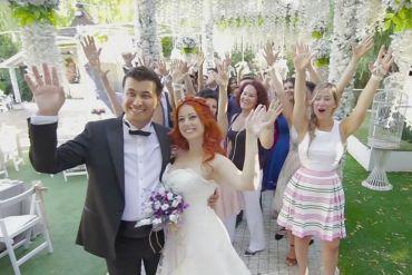 Kır Düğünü Giriş ve Selamlama