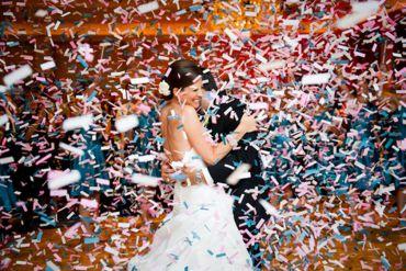 Düğün Organizasyonu Konfeti ve Düğün Dansı