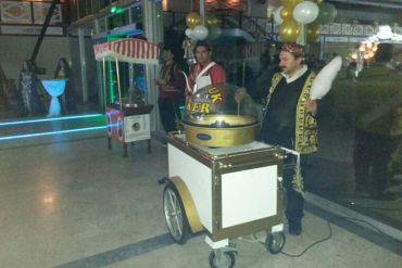 Karnaval Yiyecekler Açılış Organizasyonu