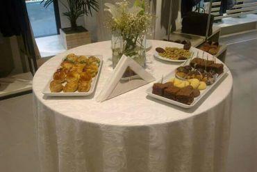 Bistro Masası İkramlar