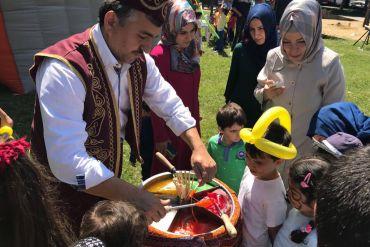 Osmanlı macunu arabası kiralama