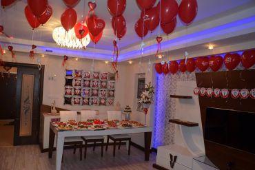 Sevgililer Günü Organizasyonu