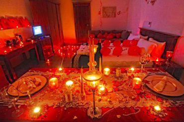 Sevgililer Günü Organizasyonu Romantik Sürpriz