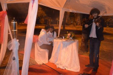 Sevgililer Günü Organizasyonu Evlenme Teklifi
