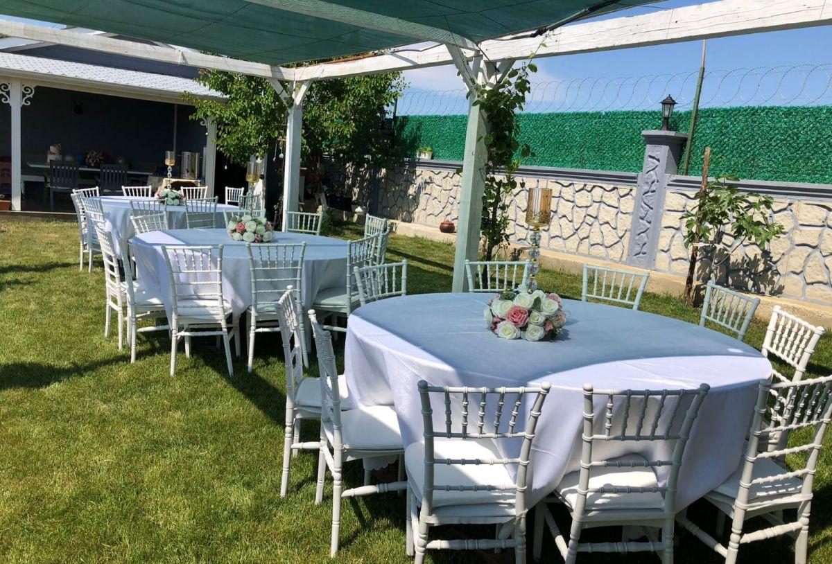 Silivri'de Düğün ve Nişan Organizasyonu | Masa Sandalye Kiralama | Süsleme Hizmetleri