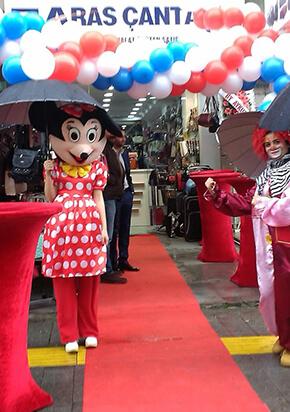 Açılış Organizasyonu Kemer Balon Süsleme