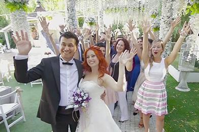 Düğün Organizasyonu Gelin Yolu ve Giriş