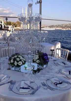 Boğaz'da Düğün Organizasyonu